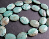 ON SALE Green River-Knotted Agate Necklace SALE