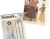 Vintage 1970s Sewing Patterns Butterick 5633 OR 5380