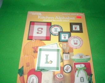 Kitchen Alphabet Cross stitch patterns