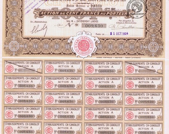 Antique,Paris.French.Bonds.Tickets.Paper Ephemera.France.Scrapbooking.Steampunk.Crafting.Collage Art. Mixed Media.Supplies.Party.Gift.game