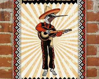 Jeff Tweedy- Solo Tour 2013- Official Poster