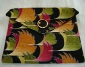 One of a kind handmade corded pockets
