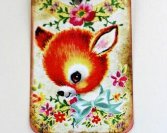 Baby Deer Gift Tags