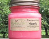 ENCHANTED APPLE CANDLE - Strong - Fruit Floral