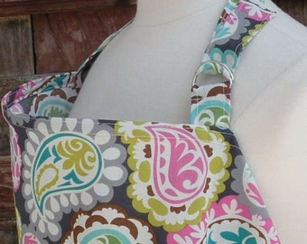 Nursing Cover-Paisley-FREE SHIPPING when purchased with a wrap