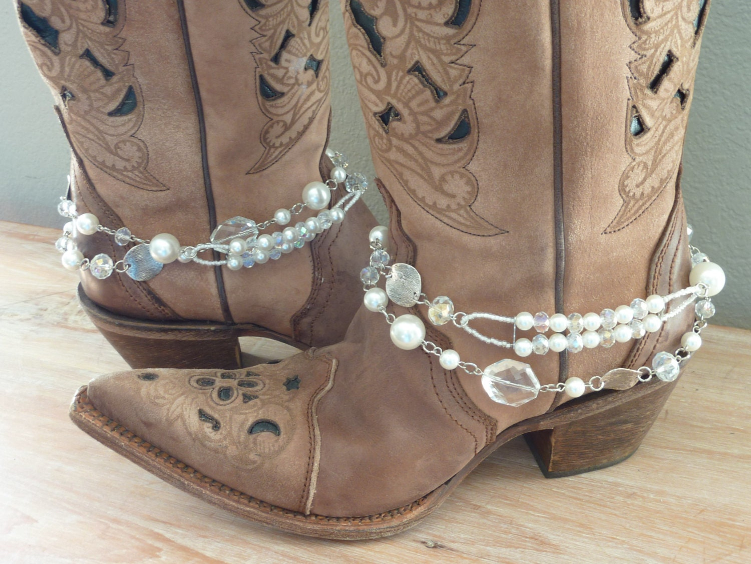 boot bling boot bracelet cowboy boot jewelry boot jewelry