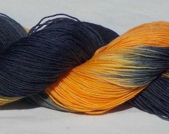 BFL Sock Tiger, Tyger Sock/4-ply