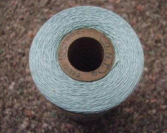 Clark's O.N.T. Mercerized Light Blue Cotton Thread