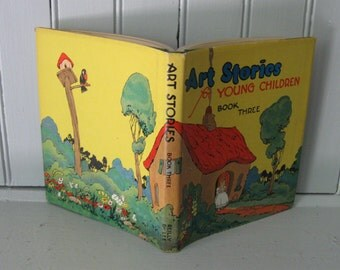 1935 Art Stories for Young Children Book 3