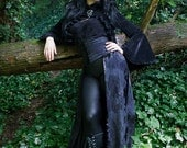 Evil Queen Brocade Corset Skirt
