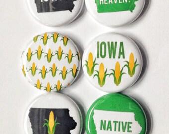 Iowa Native Flair