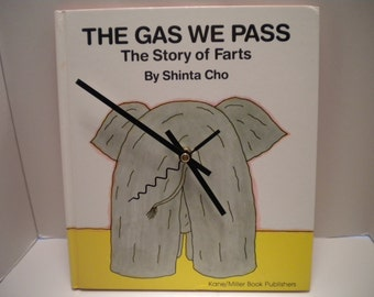 The Gas We Pass.....The story of Farts....... clock