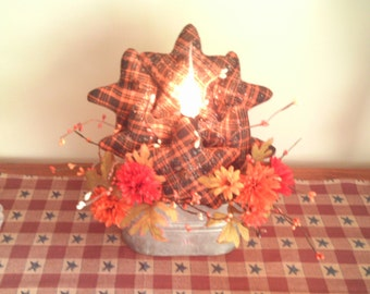 Primitive Autumn Arrangement / Fall Arrangement