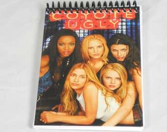 Coyote Ugly Original VHS Cover Notepad