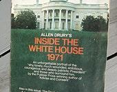 Look Magazine, Vintage Magazine Inside the Whitehouse