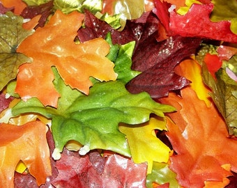 Fall Soap Leaves 50 Count