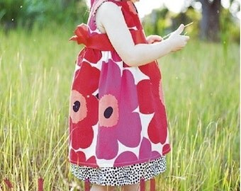 Outdoor Dress Sewing Pattern