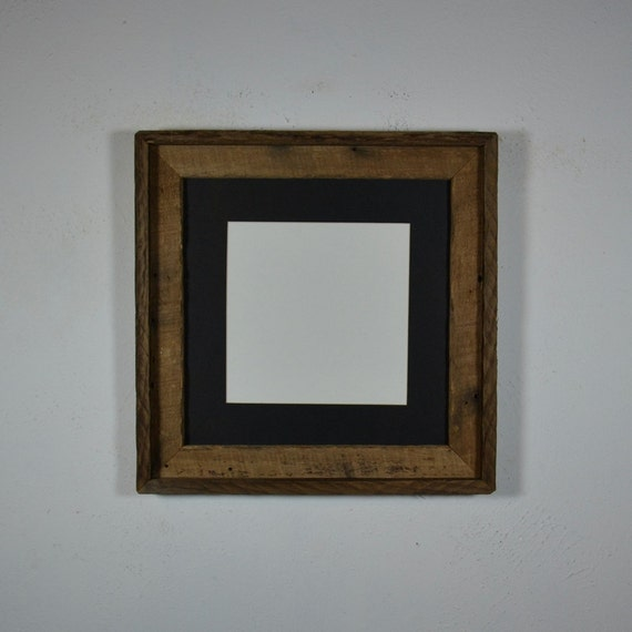Square Photo Frame 12x12 With Mat For 8x8 Or 10x10