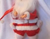 vintage red  Santa Claus