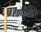 black fabric and trim SALE price reflects 25% off