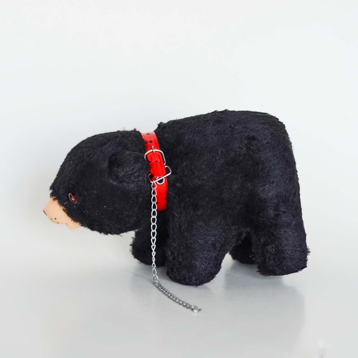 Vintage Yellowstone Park Bear Cub Souvenir Stuffed Animal