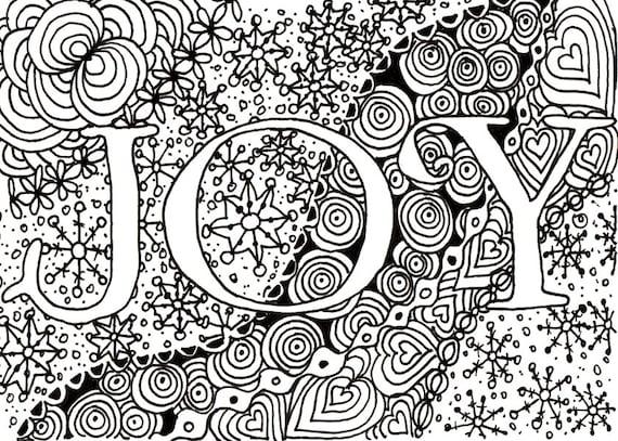 Zen doodle le blog du goumy for Zendoodle coloring pages
