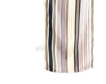 Jacqueline Ferrar silk scarf | striped silk scarf
