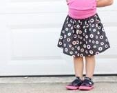 Halloween Eyeball Skirt size 3T