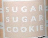 Dog Shampoo Sugar Sugar Cookie
