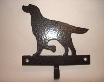 Dog Metal Leash Holder