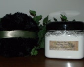 "8 oz. Natural Herbal Dusting Powder w/ Puff ""A-C"" Scents"