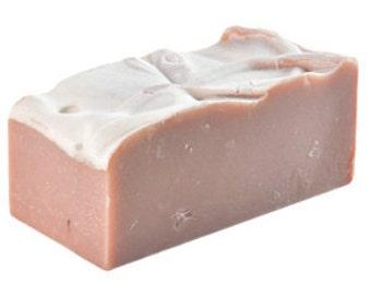 Pomegranate Lemonade Goat Milk Soap