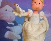 36) Little Bride (Crochet Pattern)