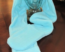 glaceon fleece hat by - photo #32
