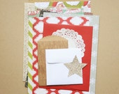 Holiday Journal Paper Pack Add On - Merry and Bright 5x7