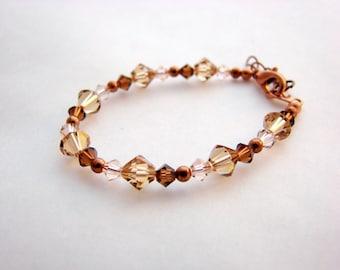 Carmela little girl's bracelet