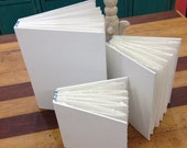8x10 Canvas Journals by Dave