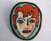 Brooch  My Red Head Girl (61)