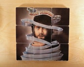 ALAN PARSONS PROJECT recycled Tales of Mystery and Imagination album cover coasters with wacky bowl
