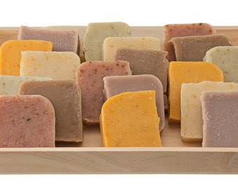 75 JenSan Organic Soap Bridal Shower Favors - Wedding Favors - Birthday Party Favors - Natural Soaps - Vegan Soaps
