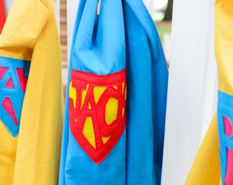 Super Fun Superhero Cape you design