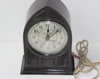 Vintage Mantle Hammond Alarm Clock Chicago IL