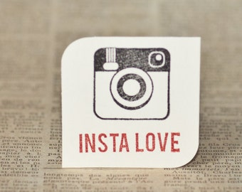 Instalove Cards - Great for Scrapbooking your Instagram Photos