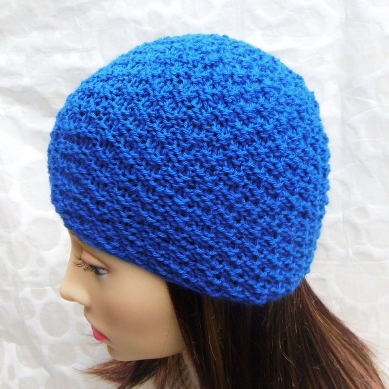 Cloche Hat Pattern Knitting : KNITTING PATTERN/CHLOE Cloche Hat for Women / Womans Cloche