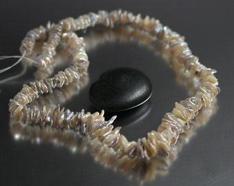 Keishi Pearl Strand - 16 Inches - Keishi Pearls - Full Strand