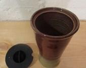 Ceramic Travel Tumbler