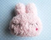 PROMO SUPER mignon : Big Bunny barrette