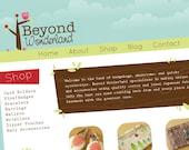 Website Design (Custom Website) Wordpress Website