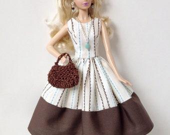 Handmade Barbie Clothes Dress Designs by P D Reneau