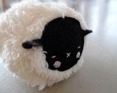 Baa Baa the fluffy PLUSH